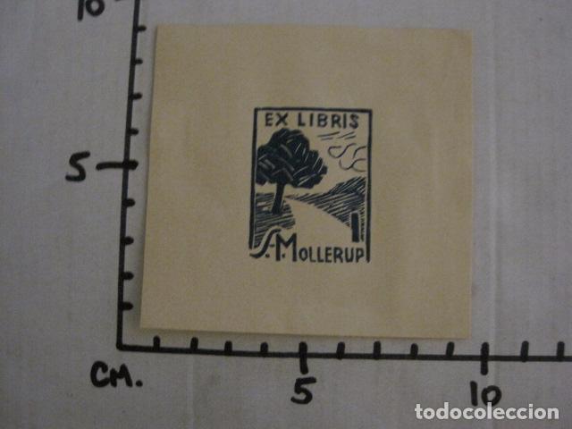 Arte: EX LIBRIS - VER FOTOS -(X-1862) - Foto 3 - 87946628