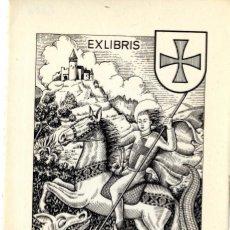 Arte: ESTIARTE, JUAN (1901-1986). EX LIBRIS VICENS TARRES. Lote 89176488