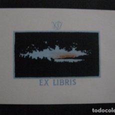 Arte: EX LIBRIS - (X-1931). Lote 89585816