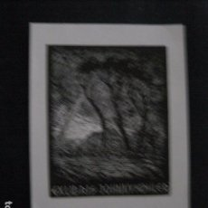 Arte: EX LIBRIS- JOHNNY KOHLER - (X-1935). Lote 89587112