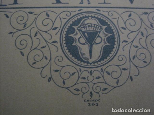 Arte: EX LIBRIS -KIM - TRIADO -VER FOTOS -(X-1970) - Foto 2 - 90473834