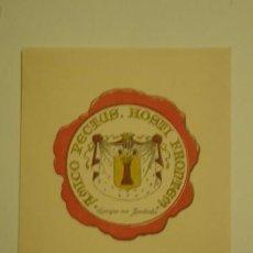 Arte: EX-LIBRI AMICO PECTUS HOSTI - PORTAL DEL COL·LECCIONISTA *****. Lote 91828185
