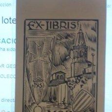 Arte: EX - LIBRI MORE CASALS - PORTAL DEL COL·LECCIONISTA *****. Lote 91933535