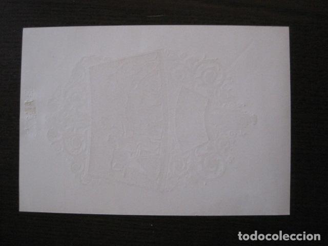 Arte: EX LIBRIS - MIQUEL BOSCH Y PAGES - TRIADO - VER FOTOS - (X-2128) - Foto 4 - 111815323