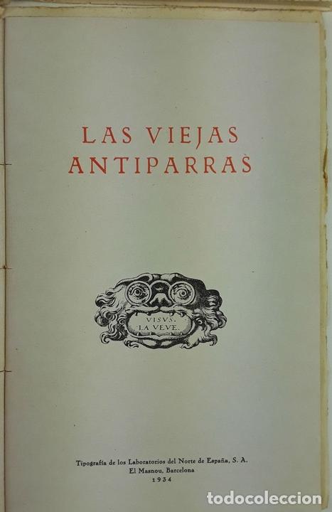 Arte: 17 EXLIBRIS (5 REPETIDOS) LABORATORIOS DEL NORTE DE ESPAÑA. BARCELONA. 1931-57. - Foto 4 - 114275639