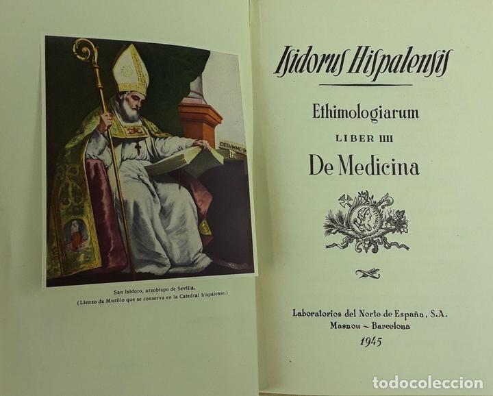 Arte: 17 EXLIBRIS (5 REPETIDOS) LABORATORIOS DEL NORTE DE ESPAÑA. BARCELONA. 1931-57. - Foto 7 - 114275639