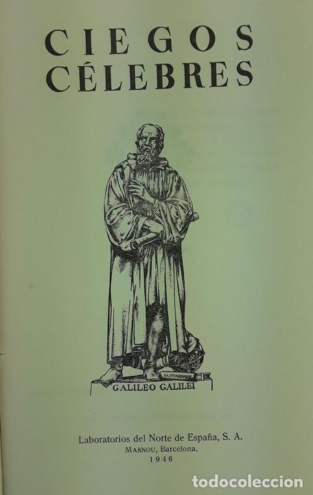 Arte: 17 EXLIBRIS (5 REPETIDOS) LABORATORIOS DEL NORTE DE ESPAÑA. BARCELONA. 1931-57. - Foto 8 - 114275639