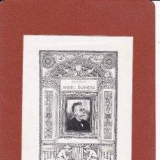 Arte: BIBLIOTECA ANGEL GUIMERÁ Nº 89 R CASALS Y VERNIS REUS 15X11CTMS. Lote 114678195