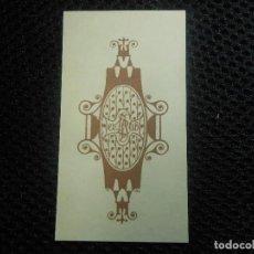Arte: EX LIBRIS DE TRIADO EXLIBRIS . Lote 120401139