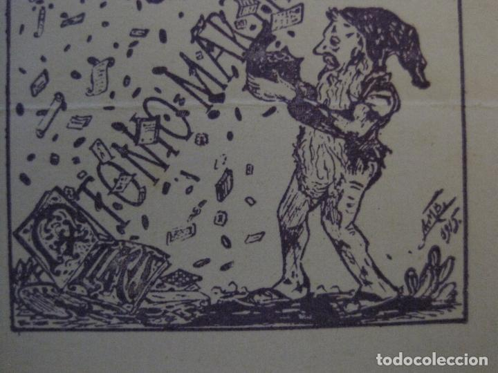 Arte: EX LIBRIS - TONIO MARTINEZ BOSCH - VER FOTOS - (X-2244) - Foto 2 - 121275495