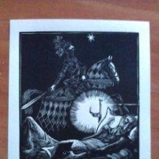 Arte: EX LIBRIS CERVANTINO. Lote 121765603