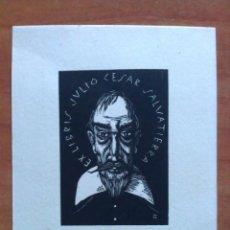 Arte: EX LIBRIS CERVANTINO. Lote 121766319