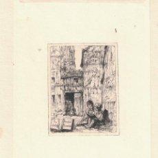 Arte: EX-LIBRIS ANDRÉ BARRIER. Lote 126979459