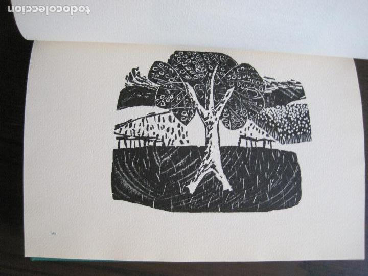 Arte: EX LIBRIS -IX CONGRESO EUROPEO EXLIBRIS - AÑO 1962 - PAPEL GUARRO -VER FOTOS-(X-2267) - Foto 12 - 127147687