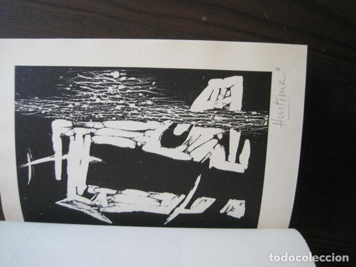 Arte: EX LIBRIS -IX CONGRESO EUROPEO EXLIBRIS - AÑO 1962 - PAPEL GUARRO -VER FOTOS-(X-2267) - Foto 16 - 127147687