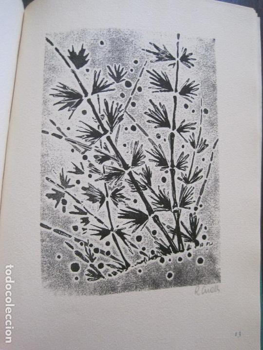 Arte: EX LIBRIS -IX CONGRESO EUROPEO EXLIBRIS - AÑO 1962 - PAPEL GUARRO -VER FOTOS-(X-2267) - Foto 20 - 127147687