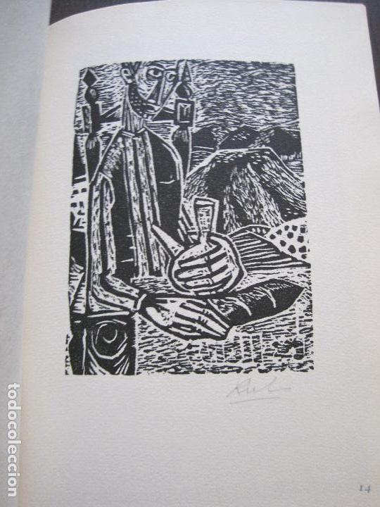 Arte: EX LIBRIS -IX CONGRESO EUROPEO EXLIBRIS - AÑO 1962 - PAPEL GUARRO -VER FOTOS-(X-2267) - Foto 21 - 127147687