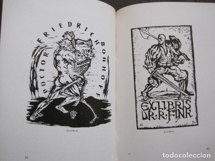 Arte: EX LIBRIS - KUNST - DR. HANS LAUT - BERLIN 1955 -VER FOTOS-(X-2268) - Foto 40 - 127147983