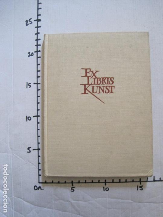 Arte: EX LIBRIS - KUNST - DR. HANS LAUT - BERLIN 1955 -VER FOTOS-(X-2268) - Foto 63 - 127147983