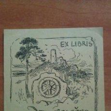 Arte: 1911 ? EX LIBRIS : IAN KOLENKO. Lote 133555186