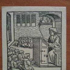 Arte: EX LIBRIS NACH EINEM HOLZSCHNITT VON 1525. Lote 143048902