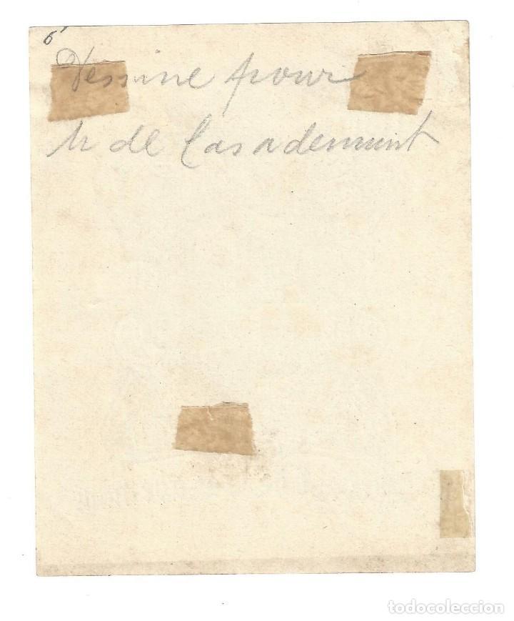 Arte: EX- LIBRIS.- MODEST DE CASADEMUNT. DIBUJADO POR CASADEMUNT - Foto 2 - 158275218