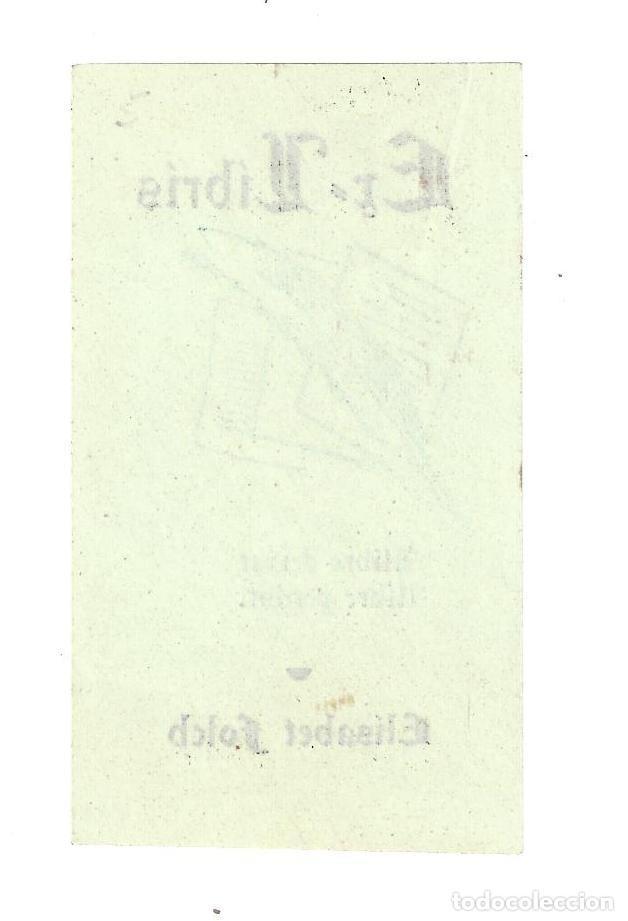 Arte: EX- LIBRIS.- ELISABET FOLCH. LLIBRE DEIXAT... LLIBRE PERDUT. - Foto 2 - 158276394