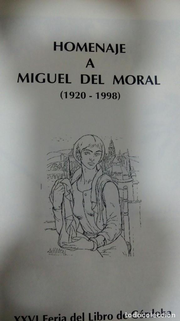 Arte: Córdoba homenaje a Miguel del Moral - Foto 2 - 162292250