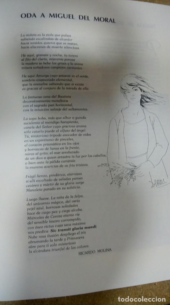 Arte: Córdoba homenaje a Miguel del Moral - Foto 5 - 162292250