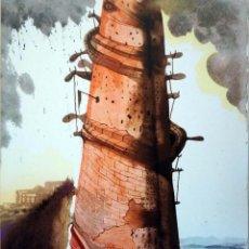 Arte: SALVADOR DALI - BIBLIA SACRA. ED. RIZZOLI 1985. 34 X 24 CM. Lote 165586722