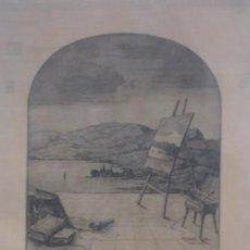 Arte: FRANCISCA DE VASCONCELLAS EX-LIBRIS - PORTAL DEL COL·LECCIONISTA *****. Lote 167835304