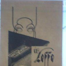 Arte: EX-LIBRIS DR.LEFFE- PORTAL DEL COL·LECCIONISTA *****. Lote 167835608