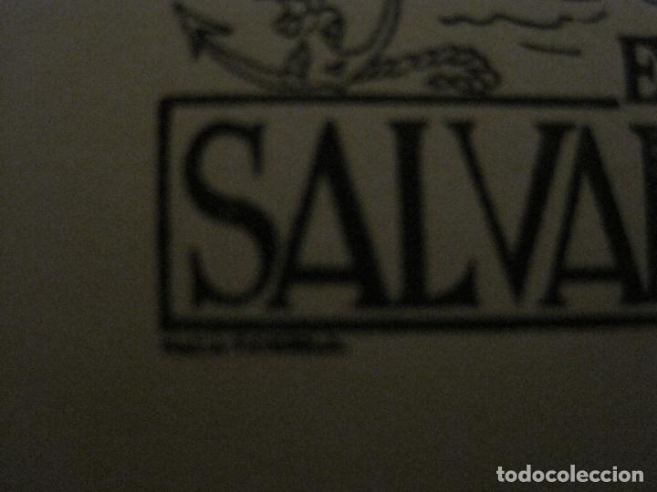 Arte: EX LIBRIS-SALVADOR MIQUEL-MARIA FIGUEROLA-VER FOTOS-(X-2684) - Foto 4 - 183715933