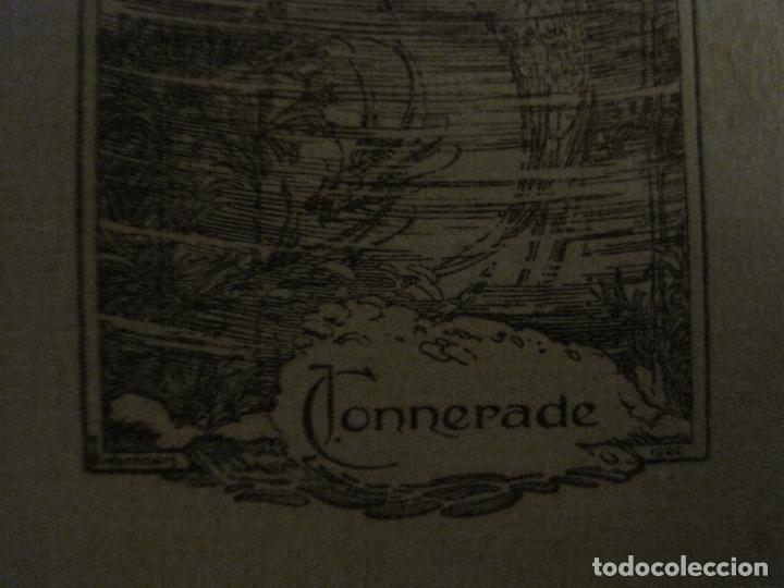 Arte: EX LIBRIS-J.CONNERADE-WERNAERS-VER FOTOS-(X-2685) - Foto 3 - 183716116
