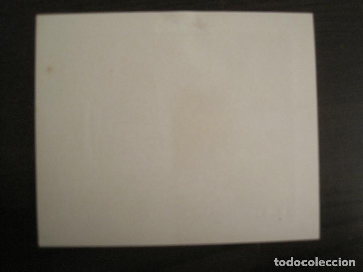 Arte: EX LIBRIS-DR JOSEP FABREGAT-TRIADO-LA MUERTE-VER FOTOS-(X-2812) - Foto 4 - 191834015