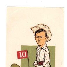 Arte: EXLIBRIS GEORGE ADE. ESCRITOR ESTADOUNIDENSE. C. 1910. Lote 193808143
