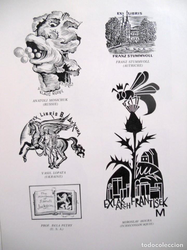 Arte: A ARTE DO EX-LIBRIS - Nº 102 - BOLETIM TRIMESTRAL 1983 - Foto 4 - 194076243