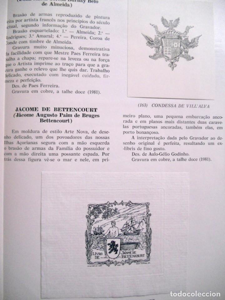Arte: A ARTE DO EX-LIBRIS - Nº 102 - BOLETIM TRIMESTRAL 1983 - Foto 6 - 194076243