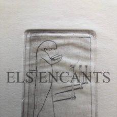 Arte: EXLIBRIS LOLA ROCA. Lote 200359768