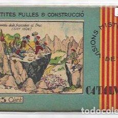Arte: VISIONS HISTÒRIQUES DE CATALUNYA - DERROTA DELS FRANCESOS AL BRUC ANY 1808 - P30848. Lote 208400457