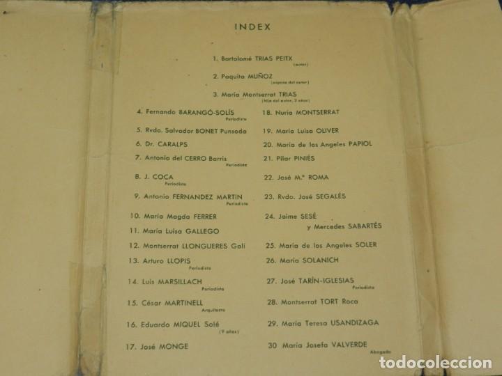 Arte: (MF) VI CONGRESO EUROPEO DE EXLIBRIS - JULIO 1958 BARCELONA, COLECCIÓN DE 30 EX LIBRIS - Foto 6 - 210940880