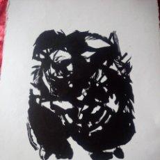 Arte: EXLIBRIS JEAN E TJUGO. LEUGER 12/100. Lote 218148491