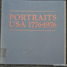 Arte: PORTRAITS USA 1776-1996. Lote 218835812
