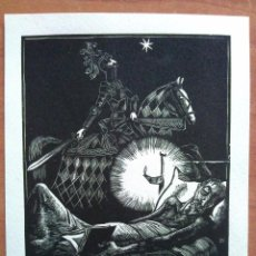 Arte: EX LIBRIS CERVANTINO. Lote 246062055