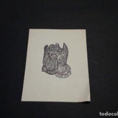 Arte: EXLIBRIS PEPITA PALLE. Lote 223629580