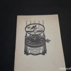 Arte: TARJETA NADAL PEPITA PALLE EXLIBRIS. Lote 223630381