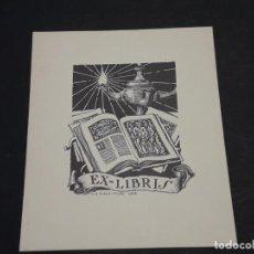 Arte: EXLIBRIS. Lote 223632016