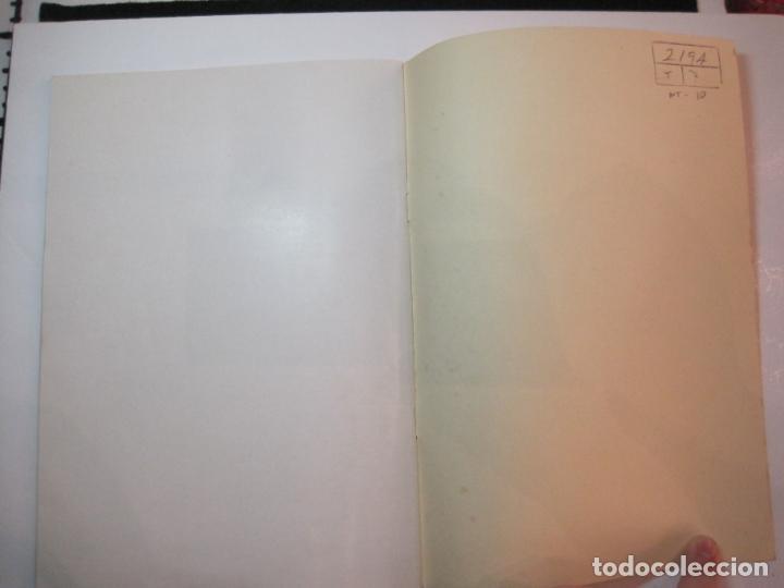 Arte: EX LIBRIS-CATALOGO ILUSTRADO DE LA EXPOSICION INTERNACIONAL-BARCELONA AÑO 1957VER FOTOS-(K-2715) - Foto 19 - 261625290
