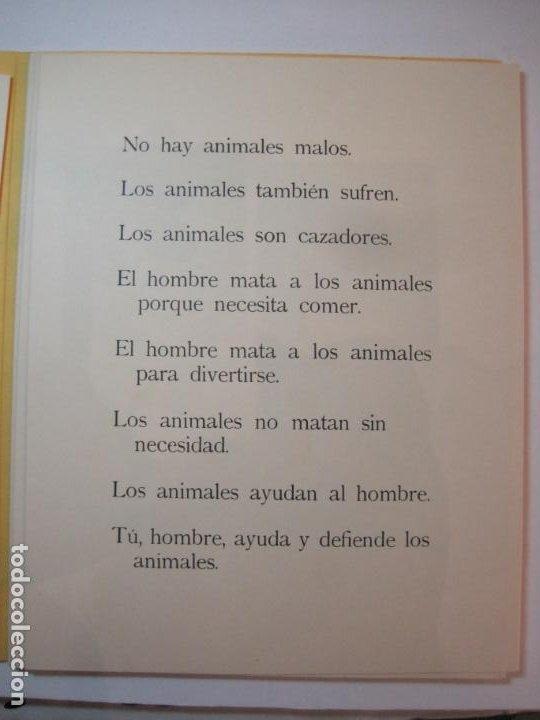 Arte: EX LIBRIS BASADOS EN EL TEMA FAUNA-BARCELONA, 1970-CENTRO MPAL FONOAUDIOLOGICO-VER FOTOS-(K-2719) - Foto 7 - 261625915