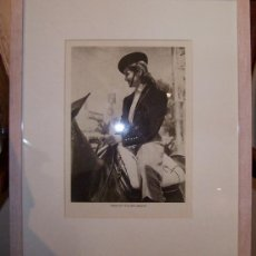 Arte: GRABADOS ESPANOL. HACIA 1920.. Lote 27262809